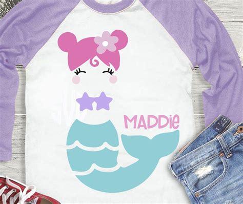 mermaid svg svg mermaid popular svg mermaid face svg etsy mermaid svg mermaid shirt girls