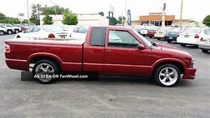1996 Chevrolet S10 Ls Extended Cab Pickup 2