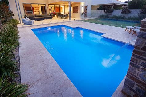 contemporary pool series my fibreglass pool easy