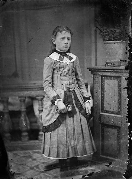 Little Girl Victorian Post-Mortem
