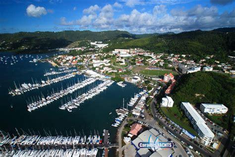 nouveaux bureaux caraibe yachts agence martinique antilles françaises port