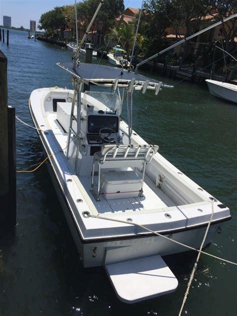 Inboard Sea Vee Boats For Sale by 1997 28 Sea Vee Inboard 350hp Yanmar Diesel For Sale Or