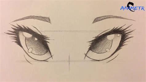 Anime Göz Çizimi -2 / How To Draw Anime Girl Eyes -2