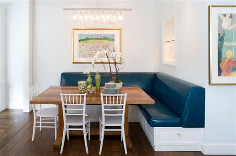 breakfast nook kitchen table when and how to use a corner bench in your home