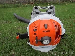 Souffleur De Feuilles Stihl : stihl br 600 aspirateur souffleur de feuilles ~ Voncanada.com Idées de Décoration