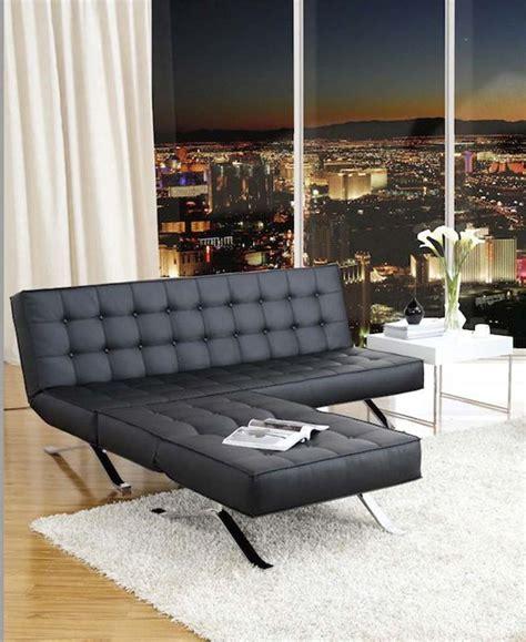 canapé simili cuir noir 28 idées de canapé convertible