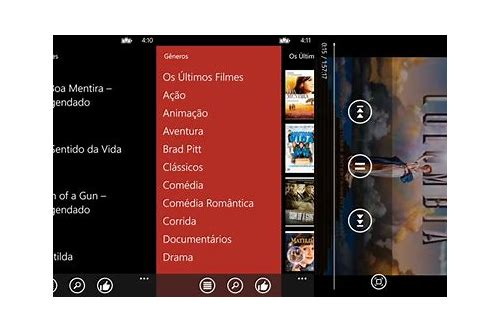 fabricante de baixar de filmes windows phone