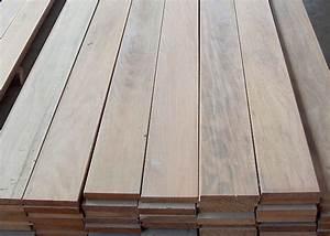 Lames Parquet Bois : terrasse lames parquet massif ipe 28 x 140 mm ~ Premium-room.com Idées de Décoration