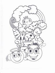 Food Emoji Coloring Pages Coloring Pages