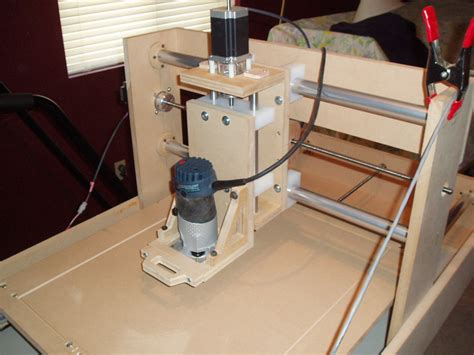 build  cnc router   popular woodworking magazine
