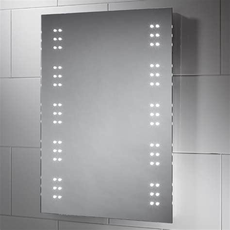 led battery operated mirror