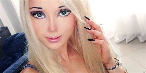 'human Barbie' Valeria Lukyanova Allegedly Attacked