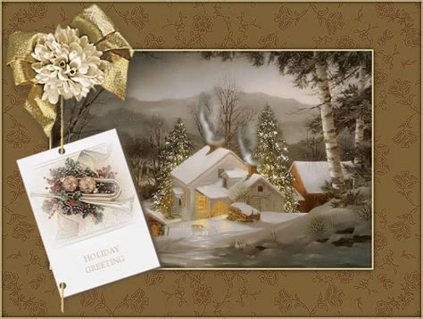 Pictures Animations Christmas Cards MySpace Cliparts