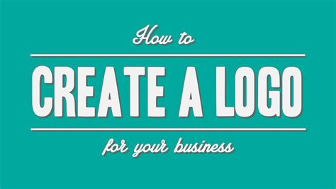 how to design a business logo how to create a logo for your business the project