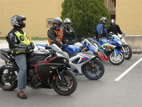 Motorcycle Safety Day Improves Riding Skills