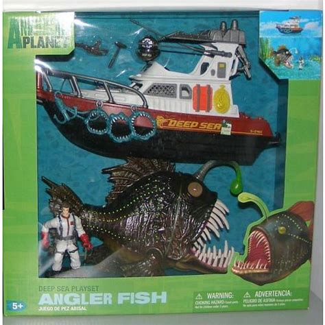 Toy Boat In Sea by Animal Planet Deep Sea Dino Adventure Playset Pinterest