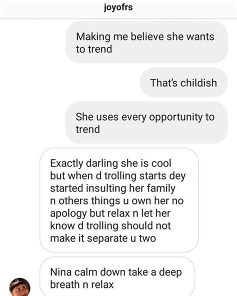 Instagram Hacker Releases Another Leaked Chat Of Nina