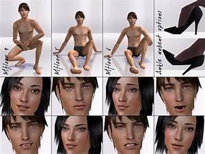 Mod The Sims - Custom Modeling Poses Overlay Hack V2 w ...