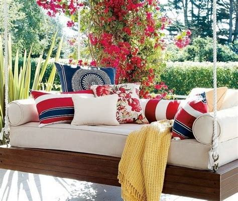 beautiful porch swing ideas   leisure time outdoors