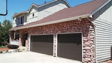 overhead door colorado springs mountain fox garage doors colorado springs manitou