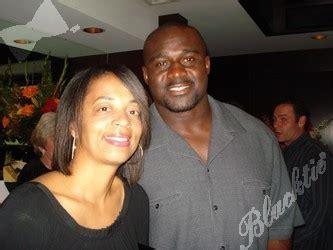 blacktie  karen ekuban  husband bronco defensive player ebenezer