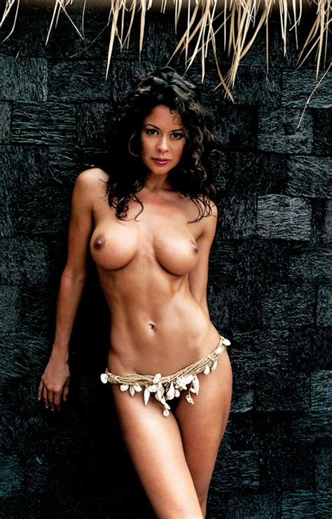 Brooke Burke Nude Pics Of Her Perfect Natural Tits And