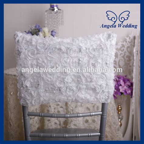 buy wholesale rosette chair covers from china