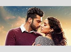 Arjun Kapoor and Shraddha Kapoor's Half Girlfriend to