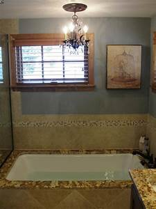 So You Want To Put A Chandelier Above Your Bath Tub