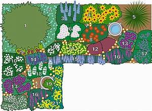 Blumenbeete Zum Nachpflanzen : gestaltungstipps f r ein immerbl hendes beet k che garten ~ Yasmunasinghe.com Haus und Dekorationen