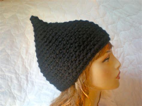 Elf Adult Crochet Hat Free Pattern
