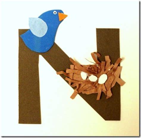 letter n crafts preschool and kindergarten 189 | n crafts