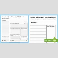 Free!  Lks2 Bbc Partnership World Book Day Worksheets