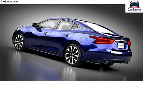 Nissan Maxima 2017 Prices And Specifications In Saudi