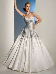 silver bridesmaid dress silver and white draped bodice wedding dress