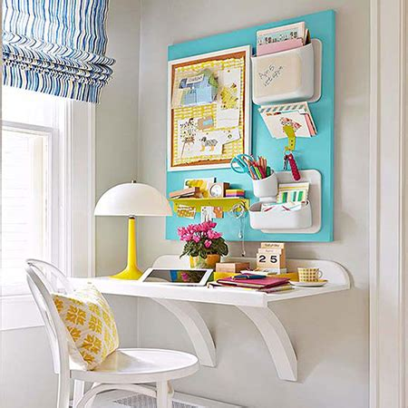 If you're handy around the house and capable of general diy then this can provide you with extra income as a side business. HOME DZINE Home Office | Easy DIY ideas for a home office