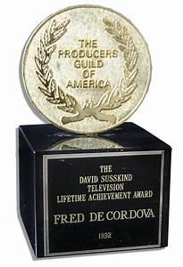 Lot Detail - Producers Guild Award -- Lifetime Achievement ...