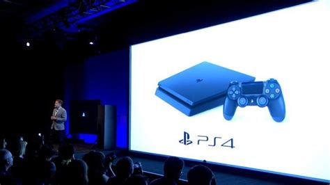 New Ps4 Console Release Date by Ps4 Slim Price And Release Date Officially Confirmed At