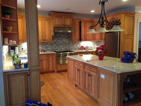 Island Kitchen Cabinet Painting by S Kitchen Cabinet Painting Transformation Hometalk