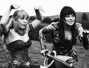 xena Lucy Lawless Renee O'Connor xena and gabrielle Xena ...