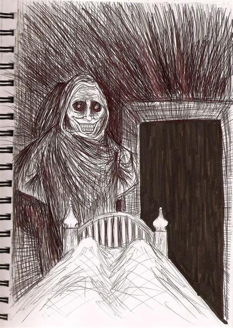 Horrifying House Guest Meme - horrifying house guest shadowlurker know your meme