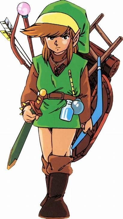 Link Zelda Legend Soul Calibur
