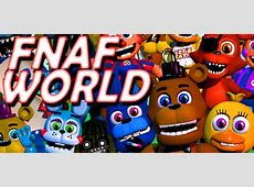 Gamejolt Fnaf World Update Related Keywords & Suggestions