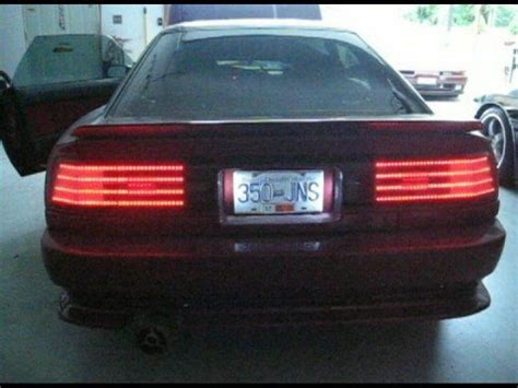 supra led tail lights led tails lights on mk3 toyota supra mkiii youtube
