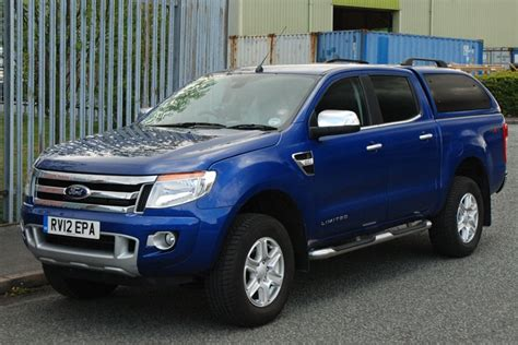 ford ranger top pin by truckman uk on historical vehicles