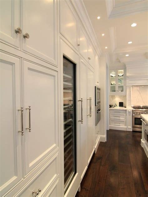 How To Level Kitchen Cabinet Doors by Floor To Ceiling Kitchen Cabinets Traditional Kitchen