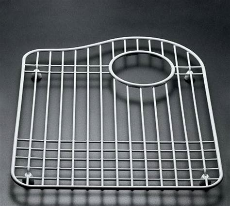 kohler  st hartland bottom basin sink rack lowes