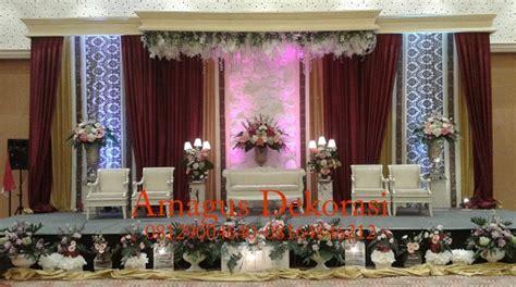 dekorasi perkawinan amagus flora home