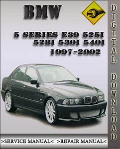 Bmw 525i 1997 Factory Service Repair Manual