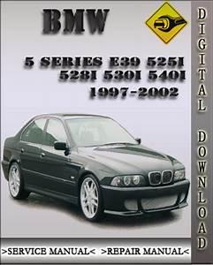 Manual Bmw 540i 1997